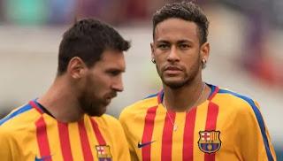 ميسي يتدخل للتأثير على قرار نيمار وريال مدريد يراقب الوضع