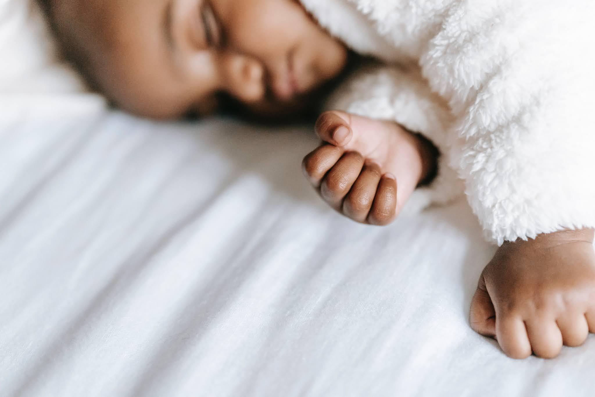 Manter o bebê aquecido