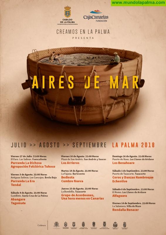 Alfaguara actúa el próximo sábado en El Remo dentro del ciclo 'Aires de Mar'