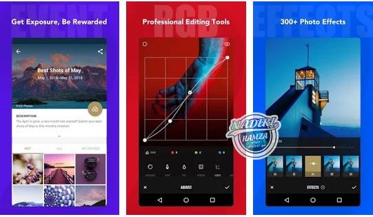 أفضل تطبيقات تعديل الصور على الهواتف الذكية
