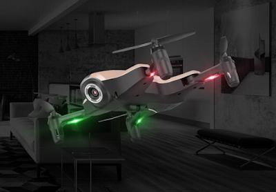 Spesifikasi Drone UDI i251HW - OmahDrones