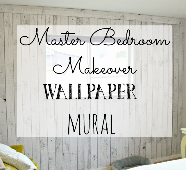 rustic boards wallpaper mural