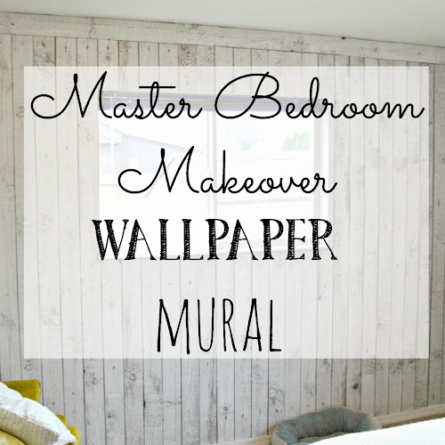 Master Bedroom Redo - Repainting a Second Time and A Surprise Accent Wall!