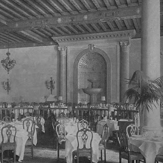Picture of the Cafe Rouge