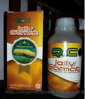 Jelly Gamat Untuk Kelenjar Getah Bening