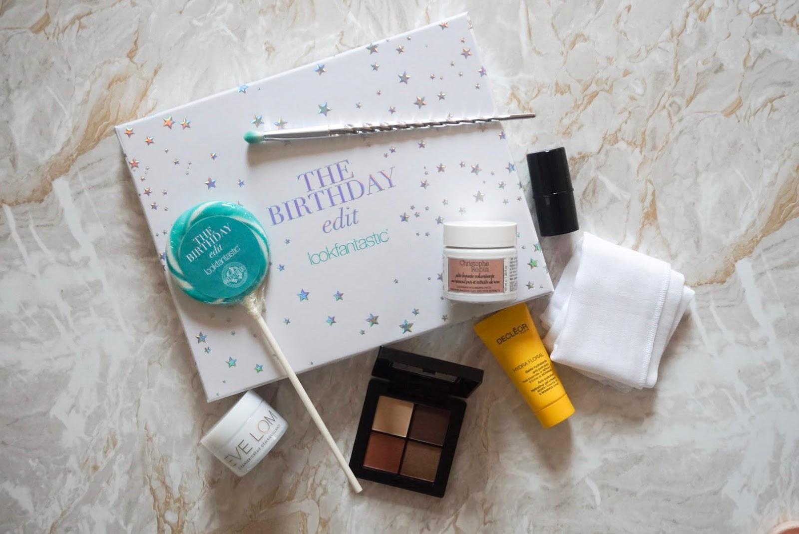 Beauty   LookFantastic Beauty Box - September