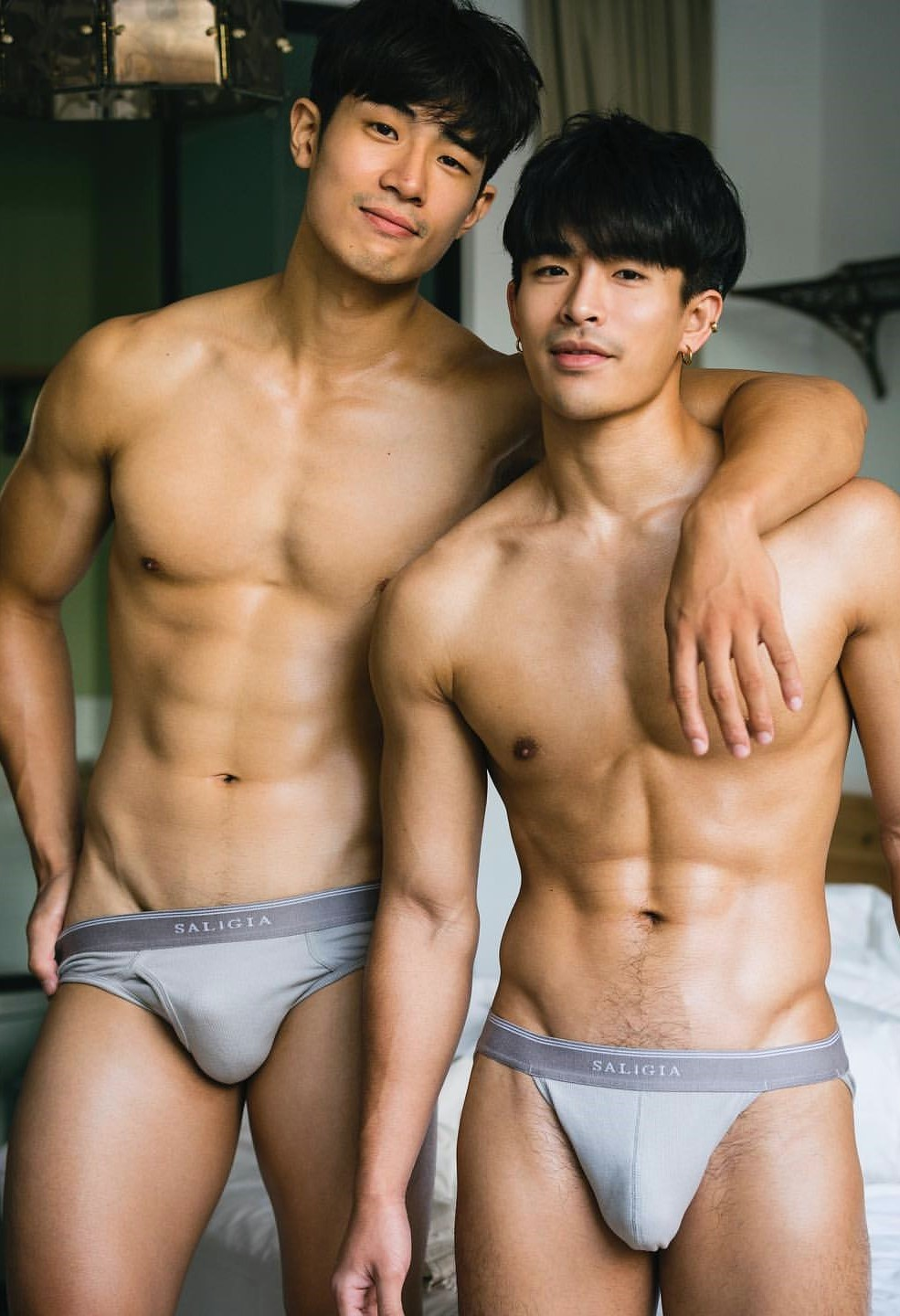 Asian Gay Men