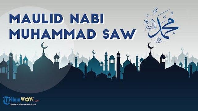 Maulid Nabi - Ini Biodata Lengkap Rasulullah Muhammad SAW