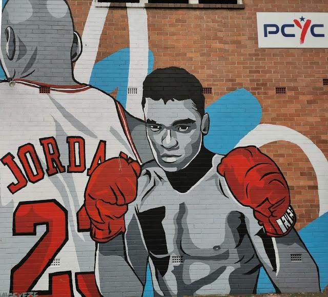 Bankstown Street Art   MIGS x EZE