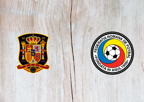 Spain vs Romania -Highlights 18 November 2019