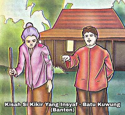 Kisah Batu Kuwung – Si Kikir Yang Sudah Insyaf (Legenda Banten)