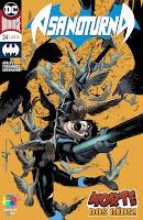 DC Renascimento: Asa Noturna #34