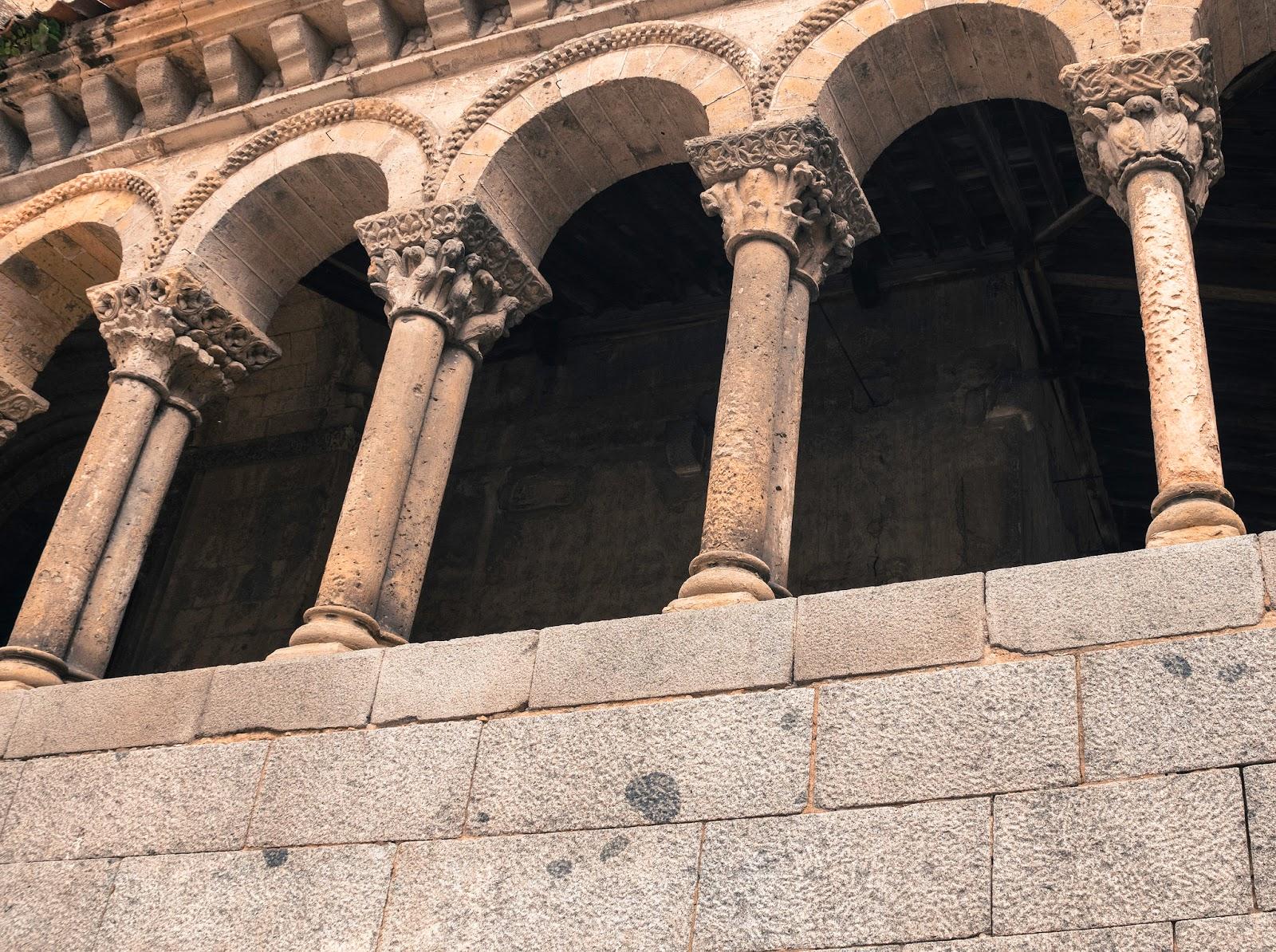 Iglesia de San Martin, Segovia 2015
