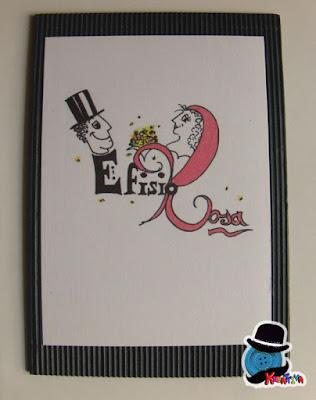 Logo personalizzato Matrimonio Kreattiva