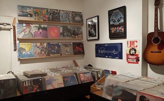 T.O. Vinyl Vendors