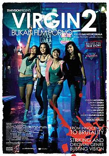 Download Virgin 2 (Bukan Film Porno)  2009 WEB DL