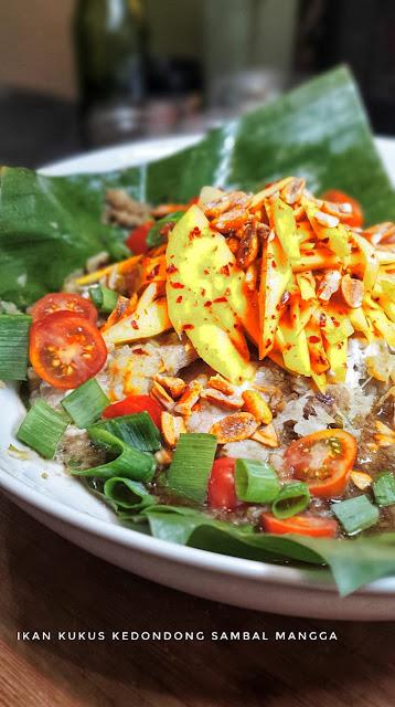 Ikan Kukus Kedondong Sambal Mangga - Bara Supercook
