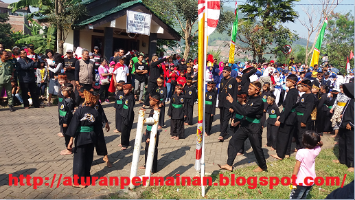Pencak silat Khas Jawa Barat - Sunda