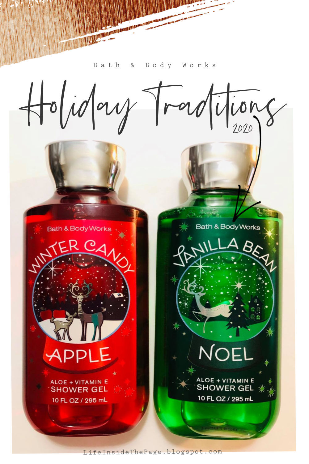 Bath And Body Christmas 2020 Life Inside the Page: 2020