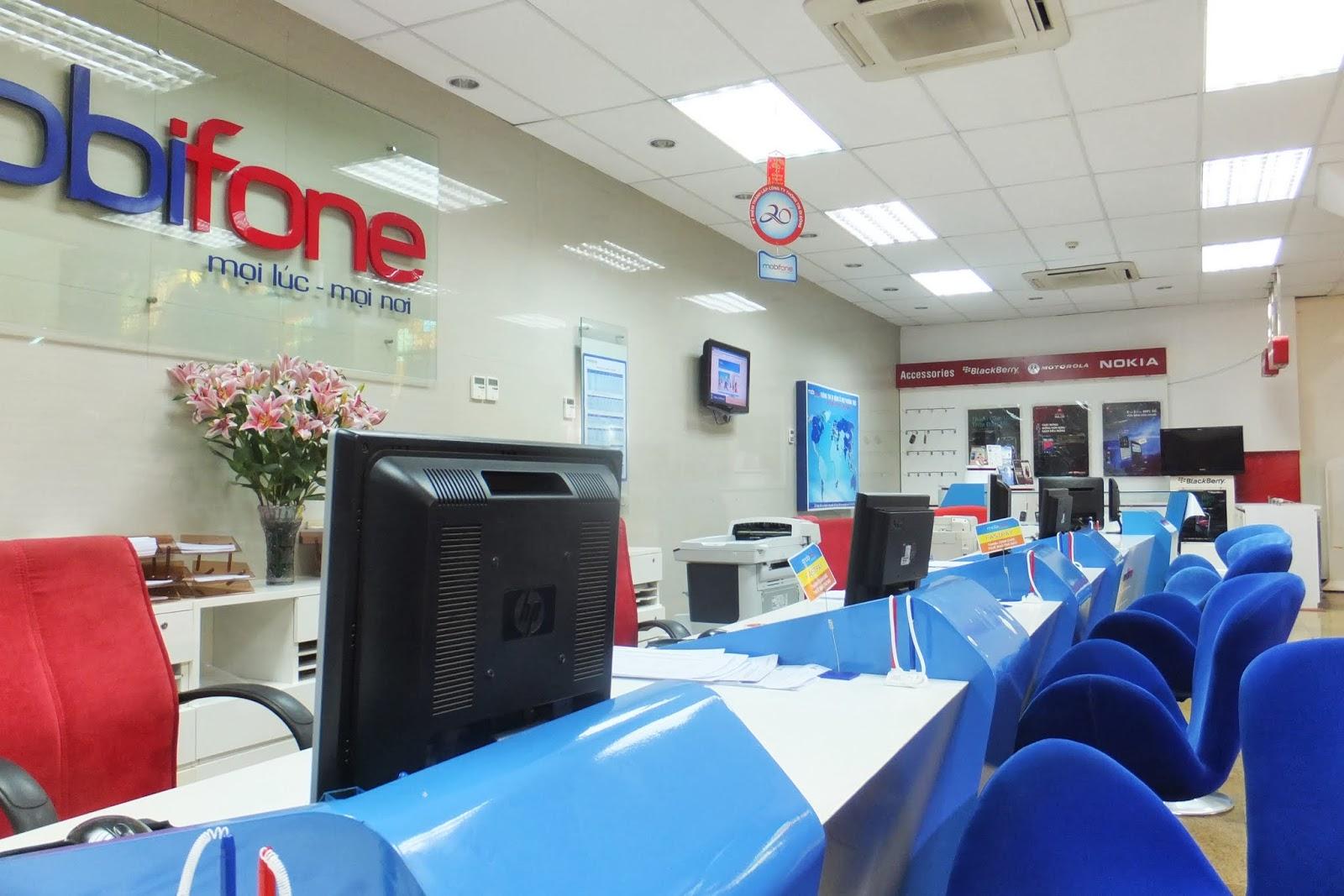 mobifone-shop mobifoneのお店