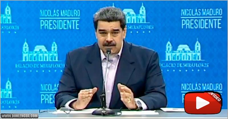 ALGUIEN ROBÓ | Maduro anunció aumento de la Gasolina a precios internacionales