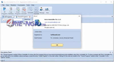 Revo Uninstaller Pro 3.1.9 Full Terbaru