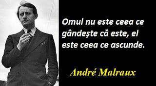 Maxima zilei: 3 noiembrie -  André Malraux