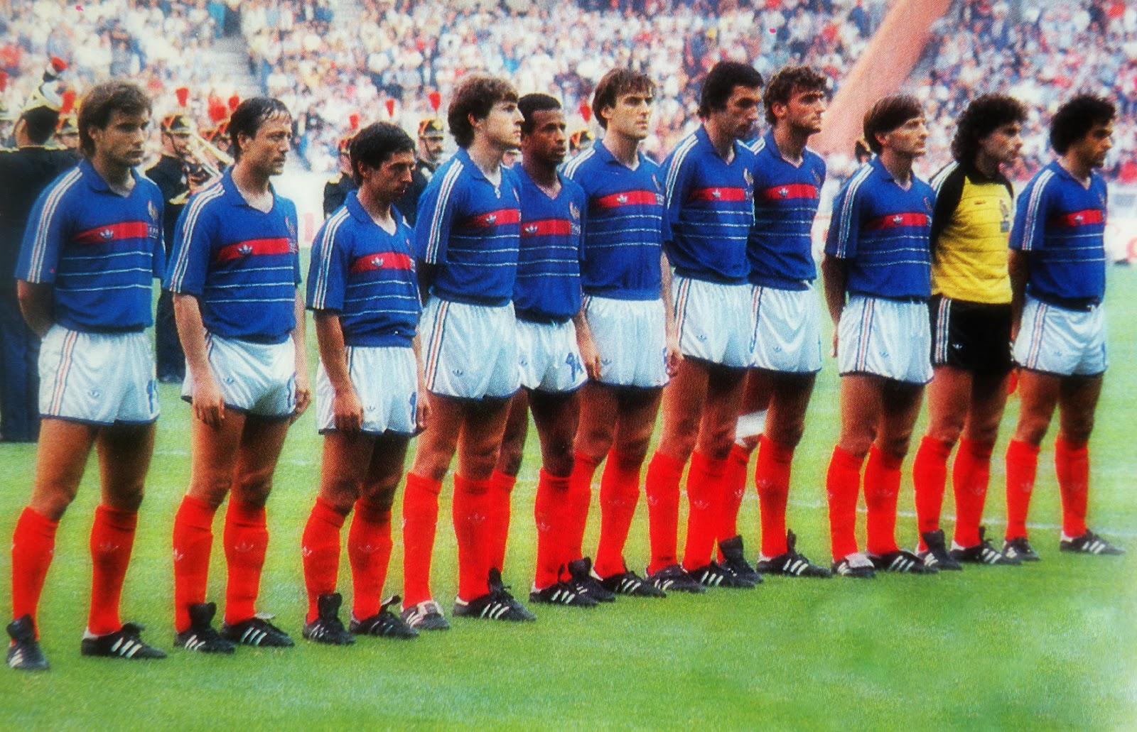 Alors euro france espagne 1984 finale the vintage - Logo equipe de foot espagne ...