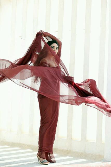 Sony Charishta New Bikini Photoshoot