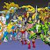 Group Posters Multistar Raj Comics Superheroes