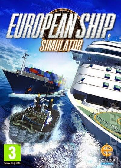 تحميل لعبة السفن الاوروبيه European Ship Simulator-FLT الكاملة مجاناً