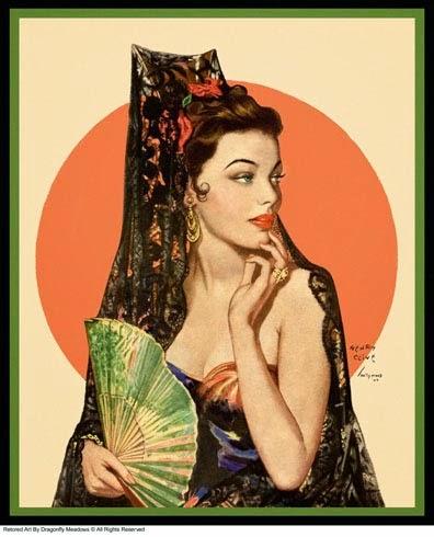 Henry Clive - Lola Montez 1940's