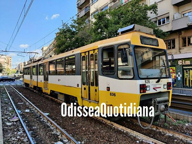 Roma, il tram che deraglia sempre