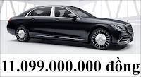 Giá xe Mercedes Maybach S560 4MATIC 2019