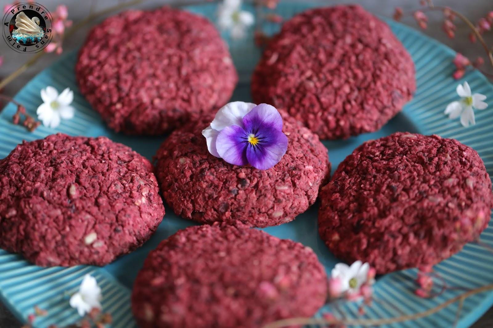 Steaks de betterave aux haricots rouges (pas à pas en photos)