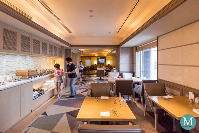 Executive Lounge at Swissôtel Nankai Osaka