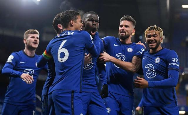 Leeds VS Chelsea on 13th March 2021, K24TV EPL maskani photo