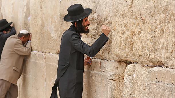 Tes DNA Ungkap Yahudi Penghuni Israel Bukan yang di Alquran