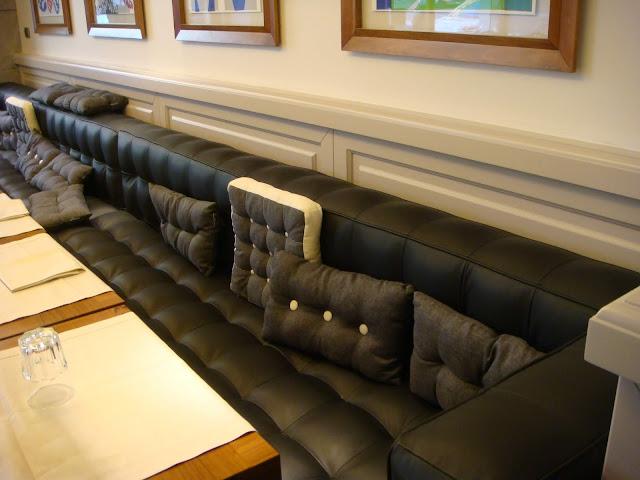 boiseries in legno ristoranti