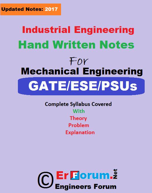 industrial-engineering-notes