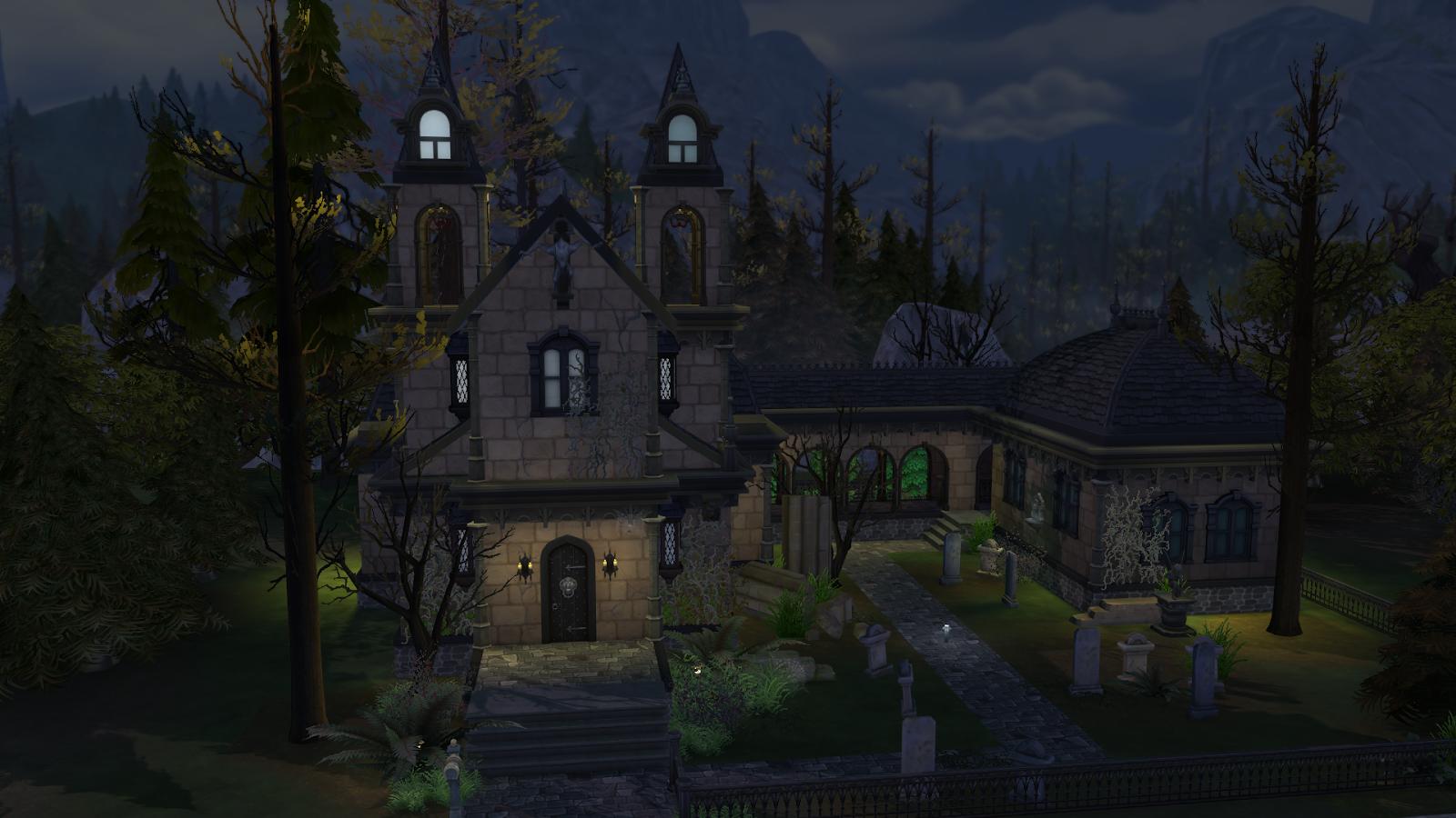 Ravenscroft: A Gothic Vampire Lair