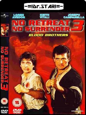 No Retreat, No Surrender 3: Blood Brothers (1990) 720p 1.1GB Blu-Ray Hindi Dubbed Dual Audio [Hindi DD 2.0 + English 2.0] MKV