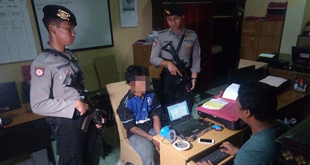Polisi Menangkap Pelaku Kasus Pemerkosaan di Cirebon. Ilustrasi