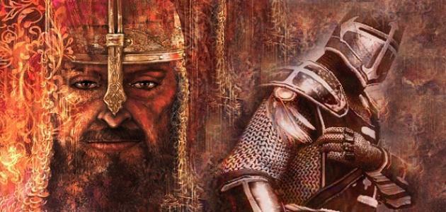 صلاح الدين الأيوبى سلطان سوريا