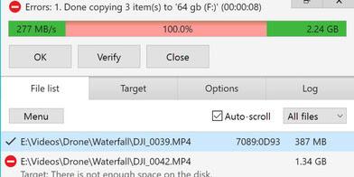 Begini Cara Copy File Besar Menjadi Lebih Cepat