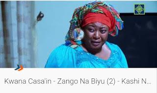 Kwana Casa'in - Zango na biyu Kashi Na Shida