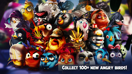 Cheat Angry Birds Evolution Mod Apk Android