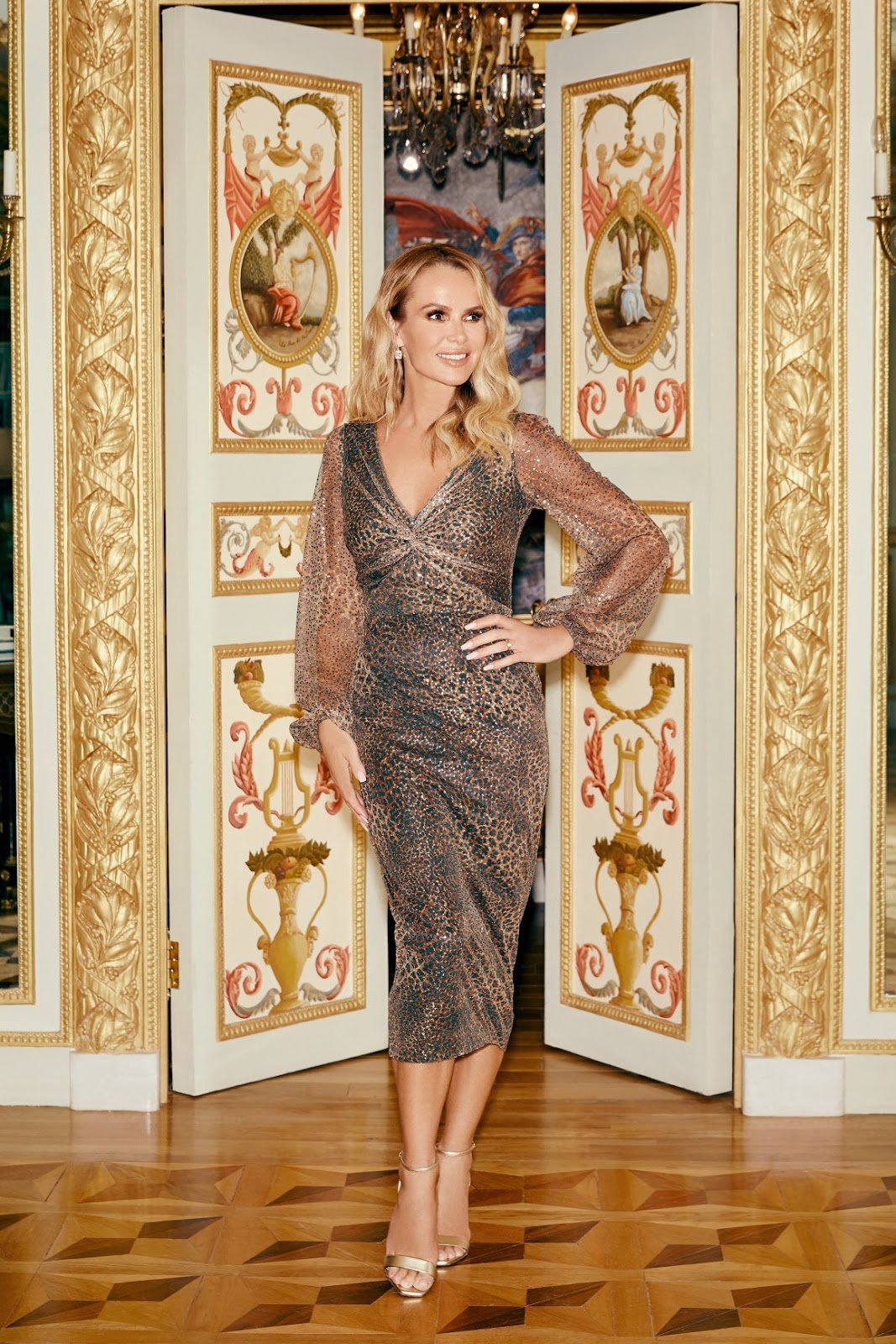 Amanda Holden – Fenn Wright Manson Clothing 2019 Collection