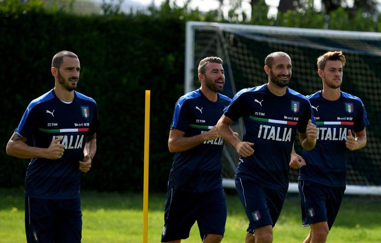 """Bonucci: """"Uvijek sam davao sve od sebe za Juventus"""""""