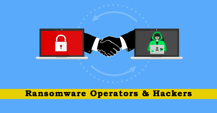 Ransomware Operators Partner With Hackers to Attack High profile Organizations